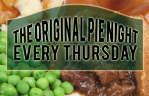 Thursday Pie nights