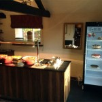 Our New Carvery Unit and Dessert Cabinet